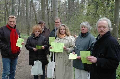 Die Bürgerinitiative behutsame Priwallentwicklung e.V. (BiP) läudt zum Brunch in den Wald. Foto: <b>ARCHIV TA</b>