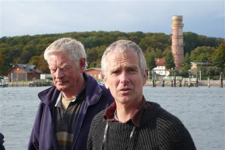Matthias Braun vom Landschaftspflegeverein Dummersdorfer Ufer ist auf dem Priwall aufgewachsen, zeigt jede Saison Gästen die Natur auf der Halbinsel. Alle Fotos: <b>KARL ERHARD VÖGELE</b>