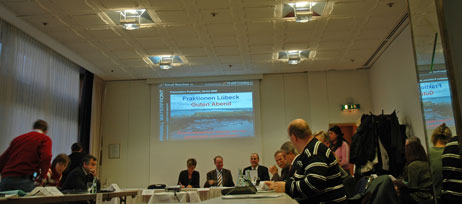Travemünde Aktuell: Hollesen im Kurbetriebs-Ausschuss: