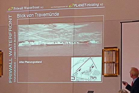 Travemünde Aktuell: Waterfront: Noch Diskussionsbedarf für 100-Mio-Euro-Projekt