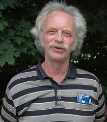 Eckhard Erdmann, Vorsitzender der BI behutsame Priwallentwicklung e.V. (BiP). Foto: <b>ARCHIV TA</b>