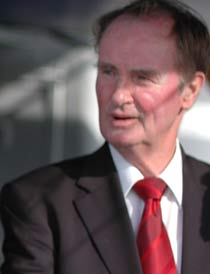 Klaus Petersen (CDU). Foto: <b>ARCHIV TA</b>