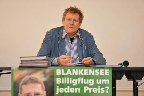 Hans-Jürgen Schubert, Mitglied der Bürgerschaft Fraktion Bündnis 90/DIE GRÜNEN. Foto: <b>ARCHIV TA</b>