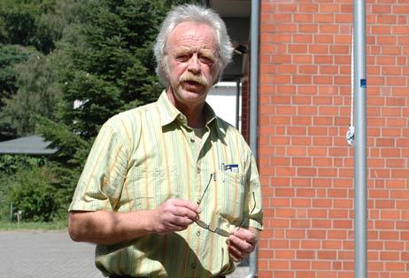 Freut sich auf kontroverse Gespräche: Eckhard Erdmann. Foto: <b>ARCHIV TA</b>