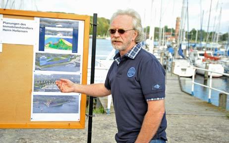»Auch die Kritiker der Verkehrsanalyse von Herrn Stempel haben die Möglichkeit ihre Einwendungen vorzubringen«, lädt Eckhard Erdmann ein. Foto: <b>ARCHIV TA</b>