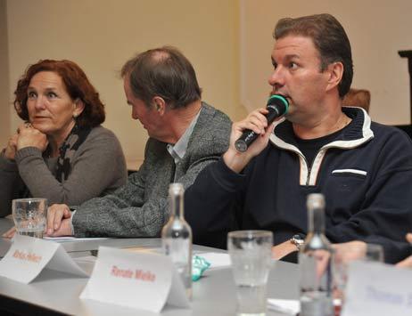 Markus Hellwich leitete die Ortsrats-Sitzung. Foto: <b>TA</b>