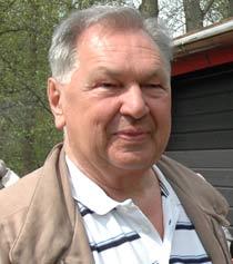 Ulrich Klempin, Verein der Priwall-Wochenendhausbesitzer e.V. Foto: <b>ARCHIV TA</b>