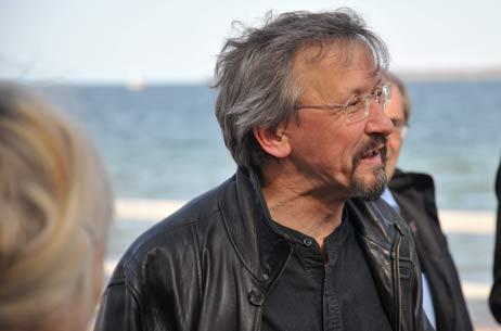 Ulrich Pluschkell Aufsichtsratsvorsitzender des Stadtverkehrs Lübeck. Foto: <b>ARCHIV TA</b>