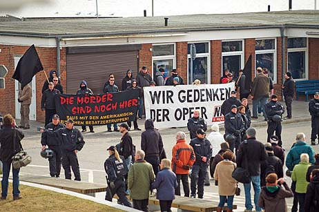 Travemünde Aktuell: Demonstrationsgeschehen in Travemünde