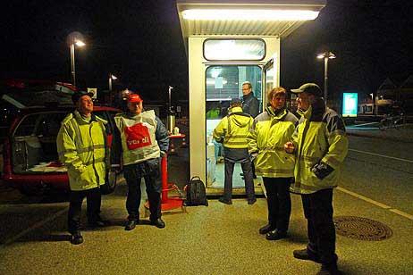 Travemünde Aktuell: Warnstreik legte Busverkehr lahm