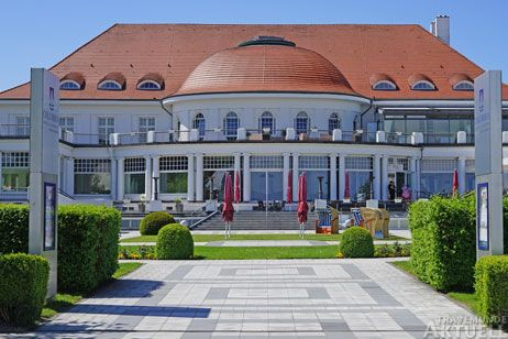 Columbia Hotel Casino Travemünde Deutschland