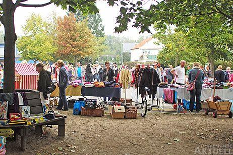 Flohmarkt Travemünde