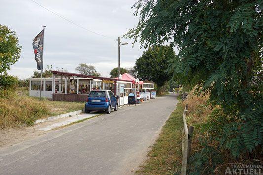 Die Sommergastronomie im Dünenweg schließt am 23. Oktober. Foto: <b>TA</b>