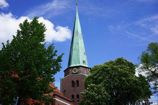 Kirche Travemünde