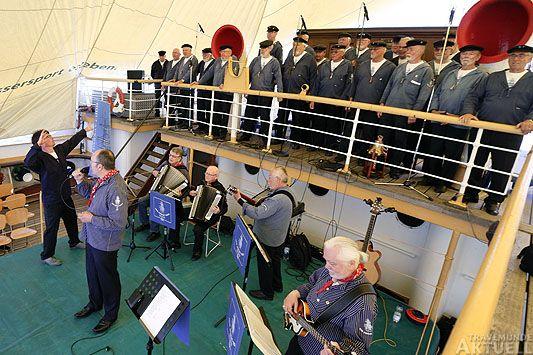 Travemünde Aktuell: Musik am Meer: Sonntagskonzerte
