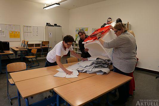 Wahlergebnisse Lübeck