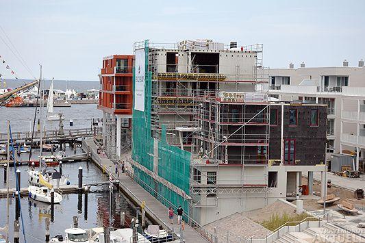 Travemünde Aktuell: Waterfront bekommt einen nachhaltigen Vermarktungsnamen
