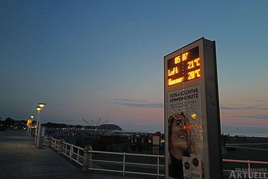 Wetter Travemünde Morgen